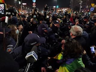 RPO chce wyjaśnień od stołecznej policji ws. interwencji podczas środowych manifestacji