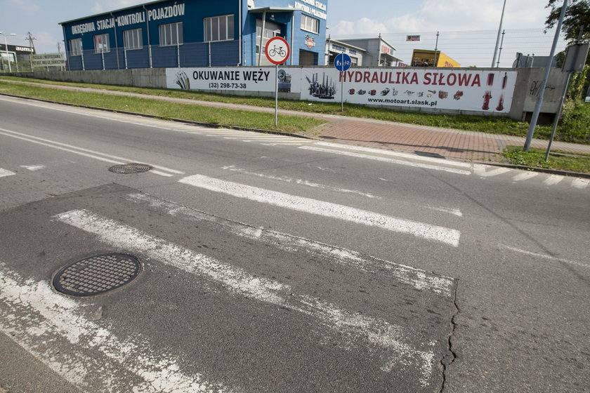 Mieszkańcy proszą o pomalowanie pasów