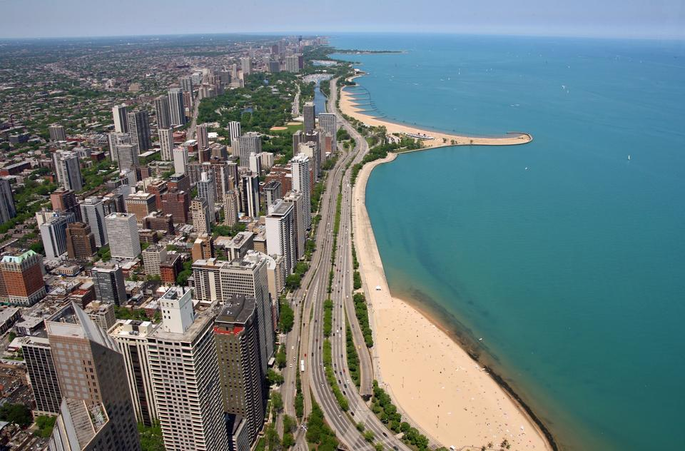 3. Chicago, USA