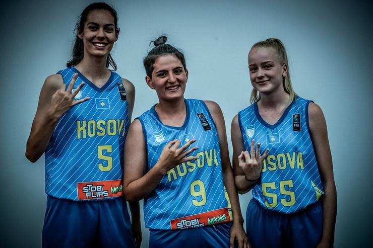 Ženska juniorska reprezentacija Kosova