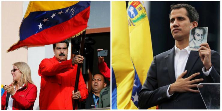 Maduro Guaido