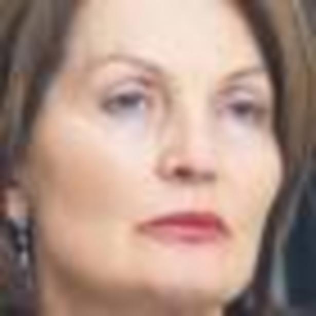 Elżbieta Chojna-Duch, wiceminister finansów Fot. Wojciech Górski