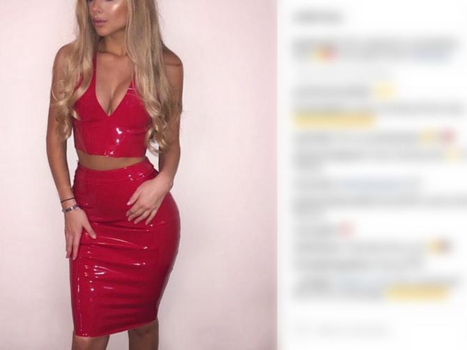 Postavila je seksi sliku na Instagram! A onda je usledio STRAŠAN OBRT i zažalila je zbog svog poteza!