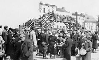 Litzmannstadt Getto: Po wojnie niewielu ocalałych łódzkich Żydów wróciło do rodzinnego miasta [WIDEO]