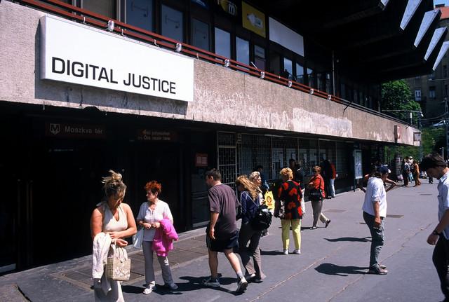 "Andreas Fogaraši, ""Digital Justice"""