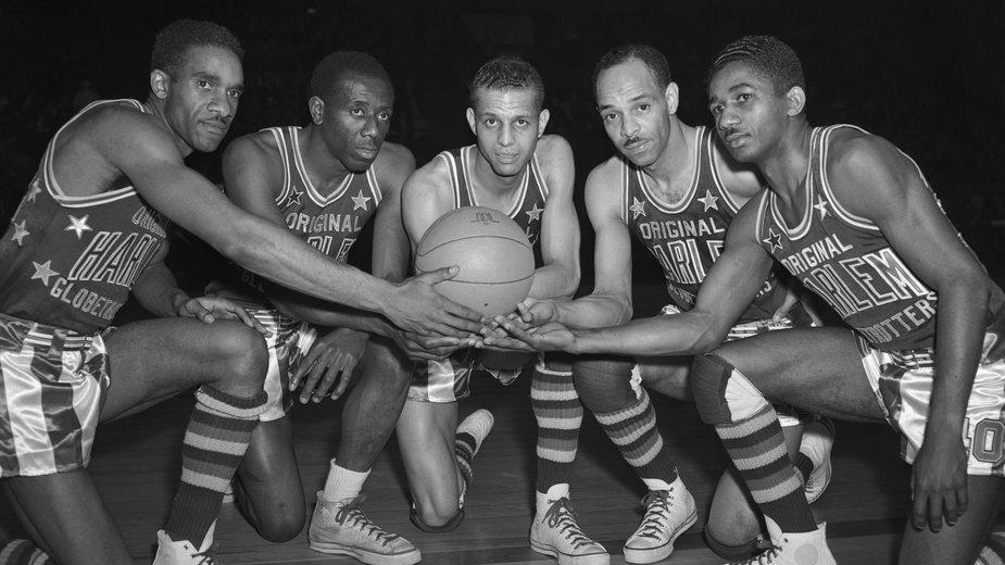 Koszykarze Harlem Globetrotters