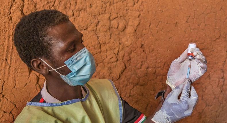 COVID-19 vaccination in Nigeria commenced on March 5, 2021 [UNICEF Nigeria]