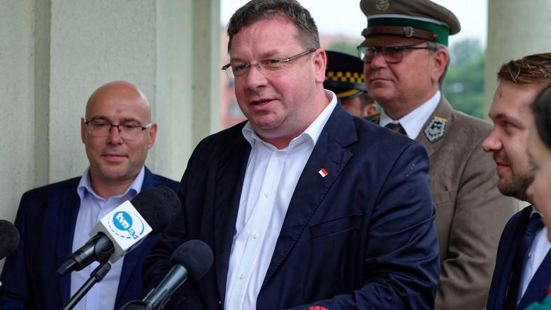 Michał Wójcik, Jacek Ozdoba, Dariusz Wójtowicz