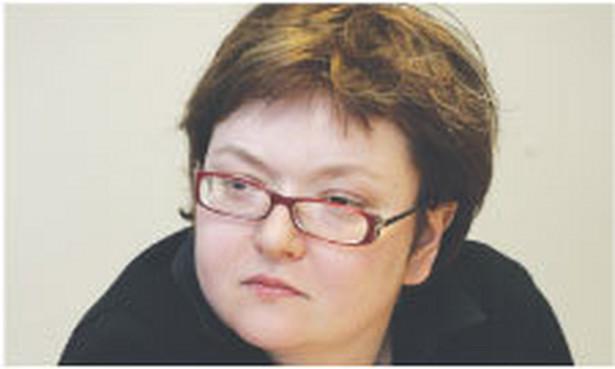 Agnieszka Chłoń-Domińczak, ekspert ubezpieczeniowy ze Szkoły Głównej Handlowej