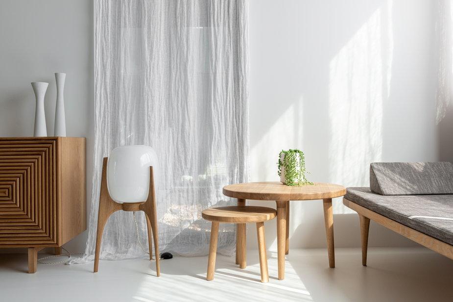 Prosty sposób na piękną sypialnię według architektów Loft Kolasiński