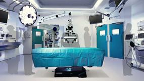 Robot do precyzyjnych operacji