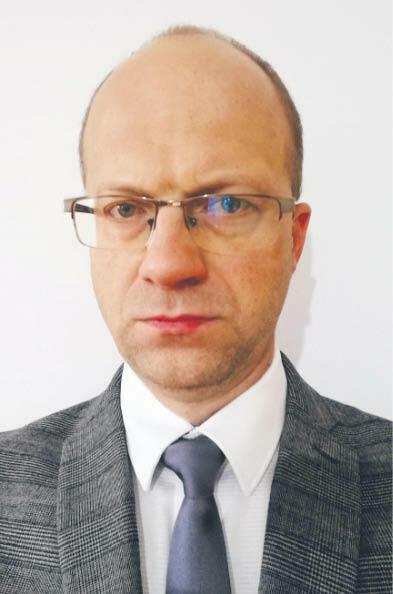 Mirosław Legutko przewodniczący Krajowej Rady Regionalnych Izb Obrachunkowych, prezes Regionalnej Izby Obrachunkowej w Krakowie  fot. Materiały prasowe