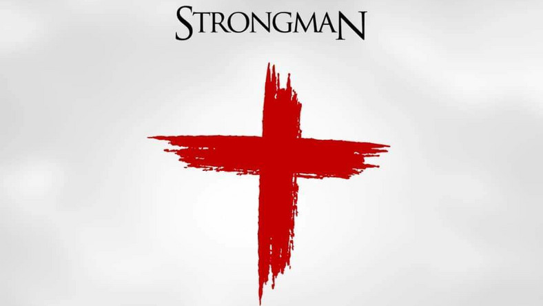 Strongman – Second Coming artwork