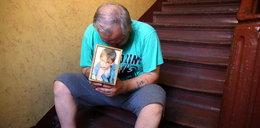 Rozpacz ojca. Jego syn zginął. Rodzic płacze i opowiada o powodach rodzinnej tragedii