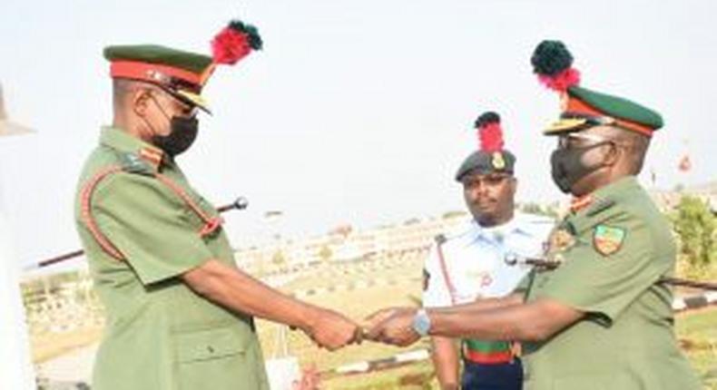 Maj.-Gen Yaro takes over as 30th commandant of NDA. [NAN]