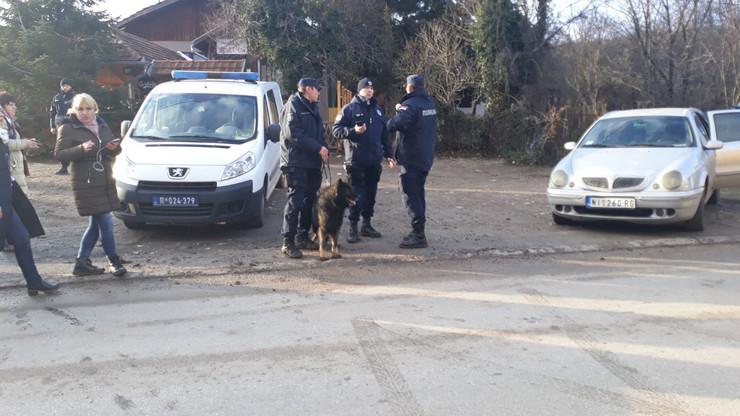 Malčanski berberin hapšenje