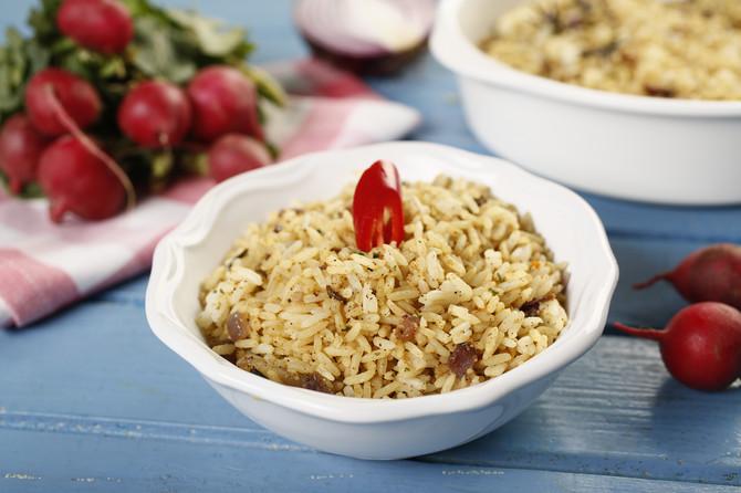 Birjani je čuveno indijsko jelo