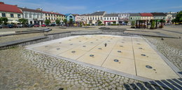 Dramatyczna sytuacja w Skierniewicach. Ludzie modlą się o deszcz!