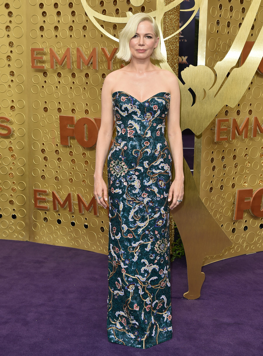 Michelle WIlliams Emmy 2019 / Axelle/Bauer-Griffin / GettyImages