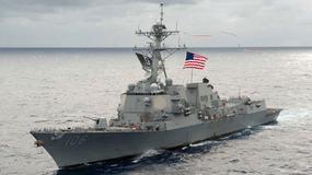 Niszczyciele rakietowe typu Arleigh Burke - pływające tarcze Ameryki