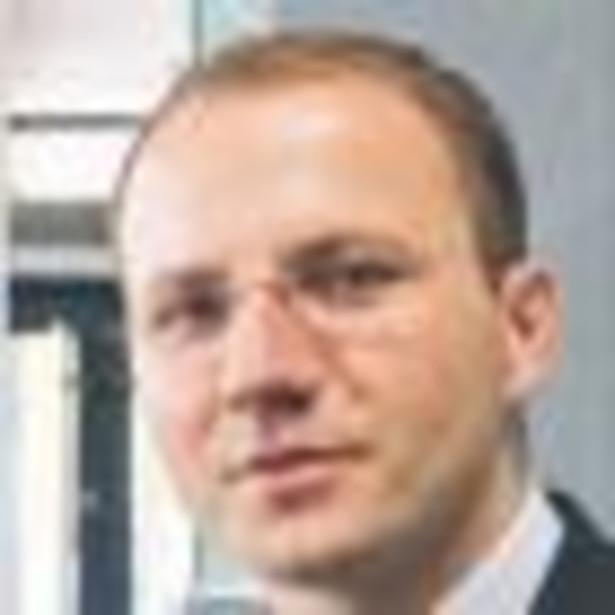 Szymon Parulski, doradca podatkowy Fot. Wojciech Górski