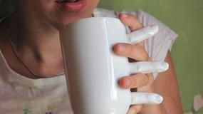 Kina Gorska: Porcelana z przymrużeniem oka