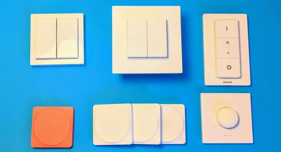 Smart-Home-Schalter und Buttons: Clever per Knopfdruck