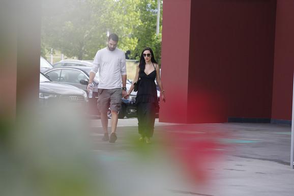 Paparaco: Filip i Prijovićeva pred venčanje