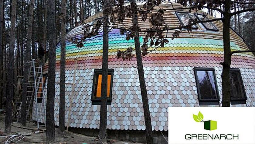 GreenArch dom kopułowy