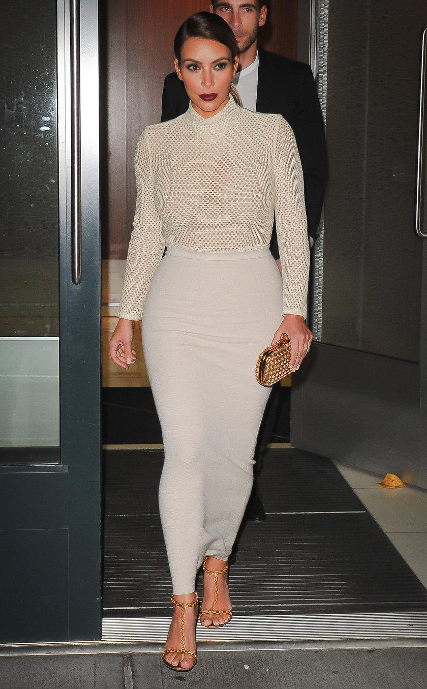 Towarzyszyła jej młodsza siostra, Kendall Jenner