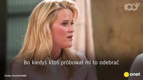 Reese Witherspoon wyznaje: byłam maltretowana w toksycznym związku