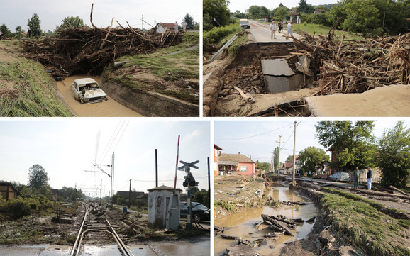 Gročanski putevi nakon poplave