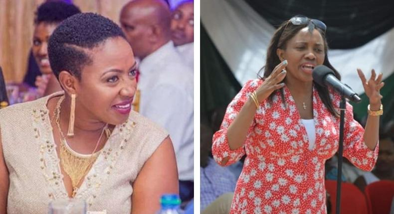 Inooro live TV interview interrupted as Sabina Chege & Susan Kihika get in near physical clash