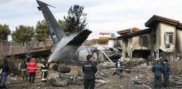 Wojskowy samolot spadł na domy. Wiele ofiar