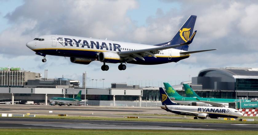 Ryanair to największa linia lotnicza w Europie