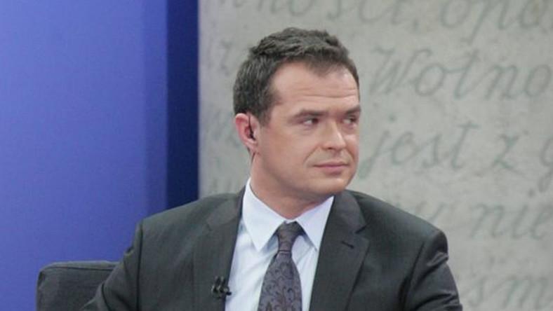 Prezydencki minister Sławomir Nowak
