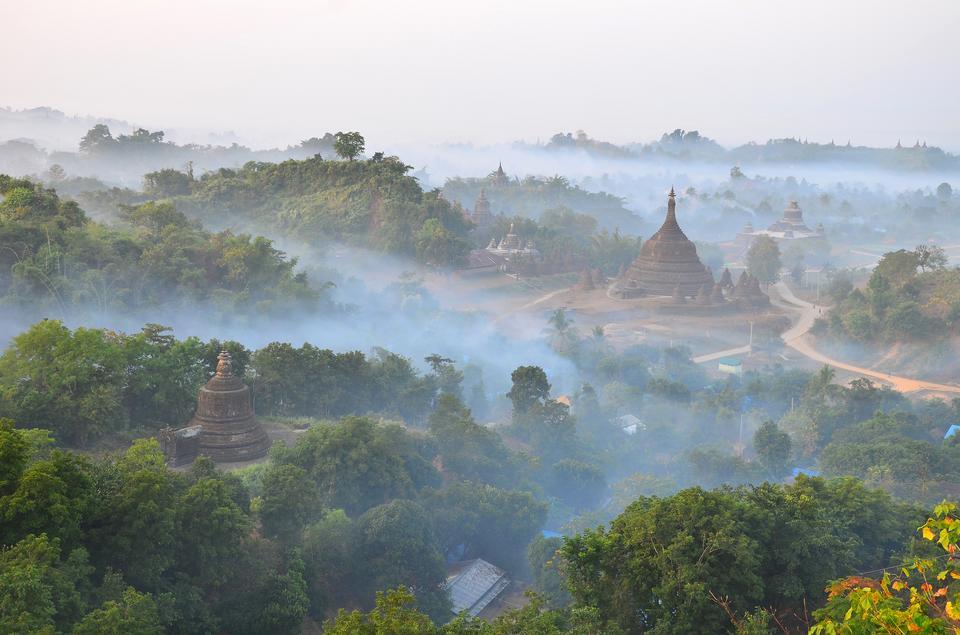 Myauk U, Mjanma