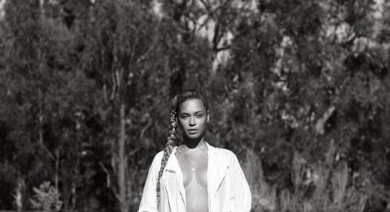Beyonce is drop dead gorgeous for Flaunt Magazine