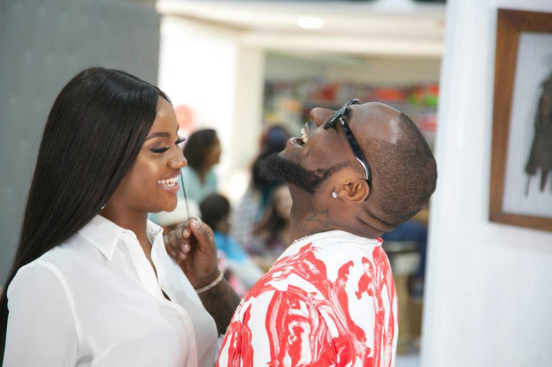 And guess who thinks he won't be able to spend the rest of his life with anyone else other than Chioma? Davido of course (Assurance)