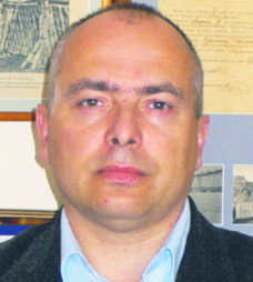 """Jacek Przygucki sędzia Sądu Okręgowego w Suwałkach, współorganizator projektu """"Okrągły Stół dla sądownictwa"""""""