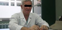 Znany lekarz próbował wyłudzić pieniądze