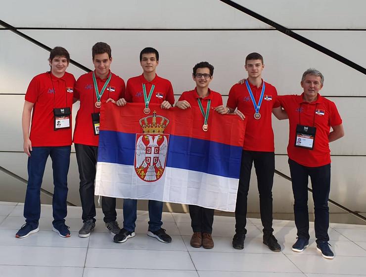 Informaticka ekipa Srbije -  IIO 2019