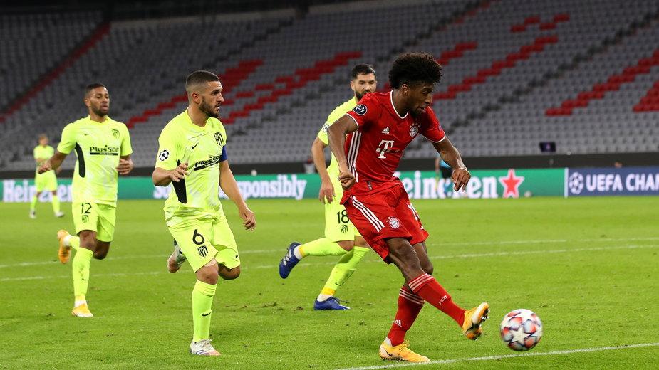 Bayern Monachium - Atletico Madryt
