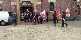 Pogrzeb senatora Stanisława Koguta. Wśród żałobników Antoni Macierewicz