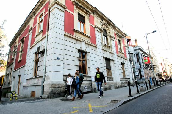 Namena: I belgijsko poslanstvo i prva diskoteka u Beogradu