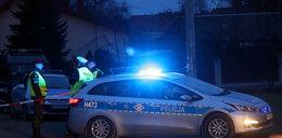Kierowca z Gdańska staranował radiowóz! Padły strzały. Trwa obława