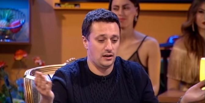 Andrija Milošević u emisiji