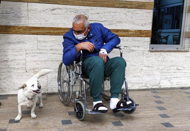 Bončuk i njen vlasnik Džemal Šenturk su se konačno videli u sredu, a on je ubrzo otpušten iz bolnice
