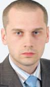 Michał Zwartek, starszy konsultant w dziale doradztwa podatkowego Pricewaterhouse-Coopers (biuro w Katowicach)