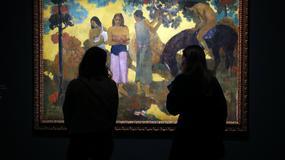 Gauguin, alchemik piękna, na wystawie w Galerii Narodowej